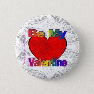 Be My Valentine - Get Lost Button