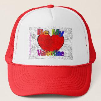 Be My Valentine - Get Lost Trucker Hat