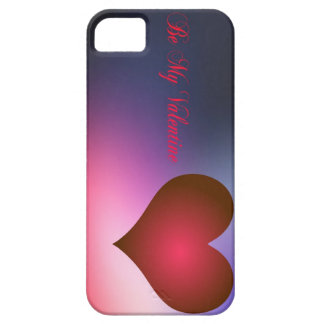 Be My Valentine iPhone 5/5S, Barely There iPhone SE/5/5s Case