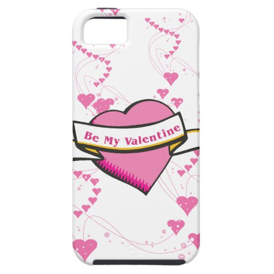 Be My Valentine iPhone SE/5/5s Case