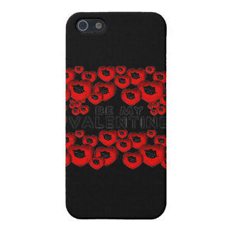 Be My Valentine iPhone SE/5/5s Cover