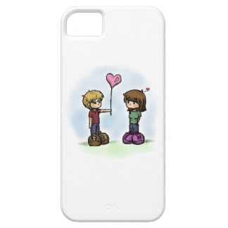 """""""Be My Valentine"""" Lionel & Grace iPhone Case"""