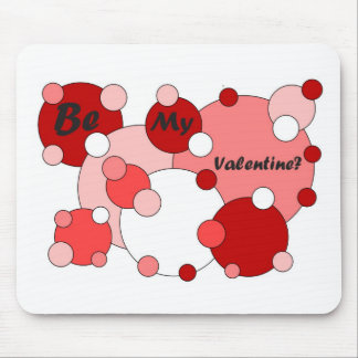 Be My Valentine? Mouse Mats