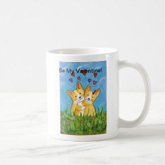 Be My Valentine! Mugs