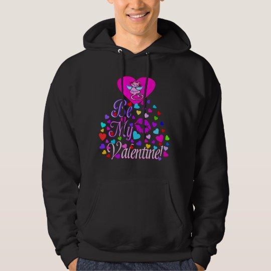 ♫♥Be My Valentine Romantic Hooded Sweatshir♥♪ Hoodie