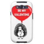 Be my valentine samsung galaxy s3 cover