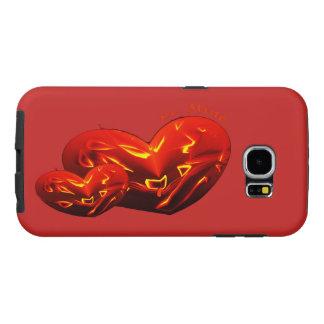☼ Be My Valentine ☼ Samsung Galaxy S6 Case
