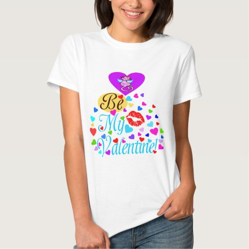 ♫♥Be My Valentine Soft Bella Baby Doll (Fit)♥♪ T-shirt