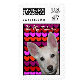 Be My Valentine Stamp