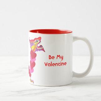 Be My Valentine, Tiger mug