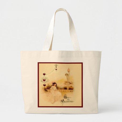Be My Vintage Valentine Bag