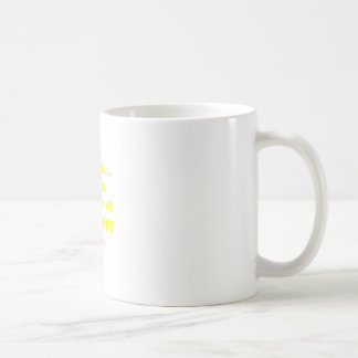 Be Nice Im in Charge of the Happy Pills Coffee Mug