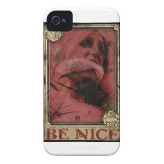 Be Nice iPhone 4/4S Case Mate