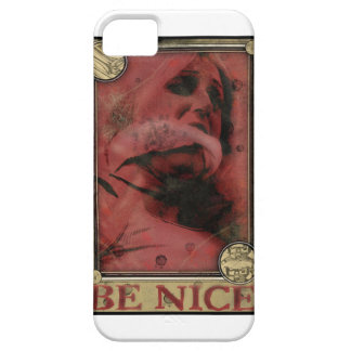 Be Nice iPhone 5 Case Mate
