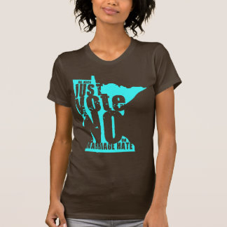 BE NICE JUST VOTE NO ON MARRIAGE HATE T-Shirt
