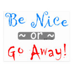 be nice post cards