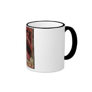 Be Nice Ringer Mug