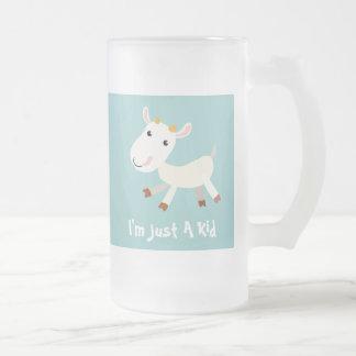 Be Nice To Me I m Just A Kid Mug