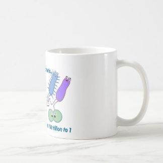 Be Nicer to Bacteria Coffee Mug