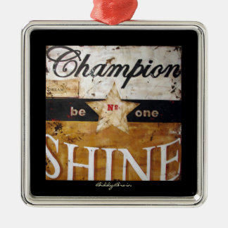 Be Number One Ornament