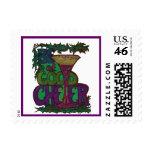 Be of Good Cheer Holiday Stamp