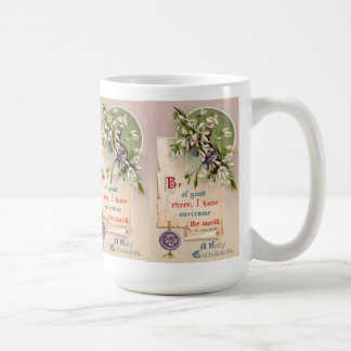 Be Of Good Cheer Mugs