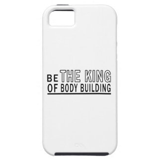 Be Of The King Of Body Building iPhone 5 Cover