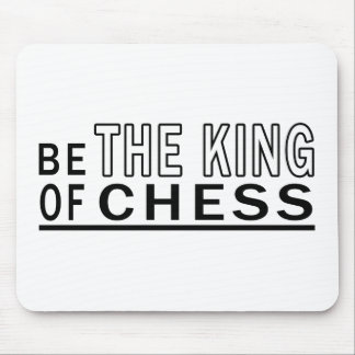Be Of The King Of Chess Mouse Pad