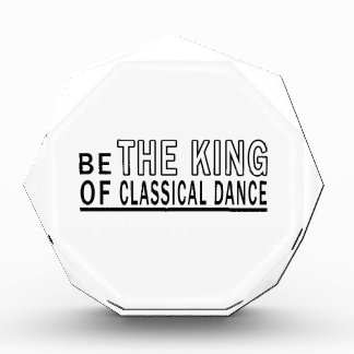 Be Of The King Of Classical Dance Award