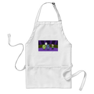 Be one of us!! adult apron