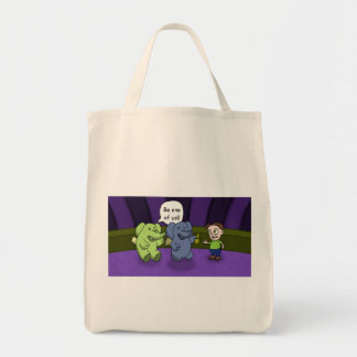 Be one of us!! bag