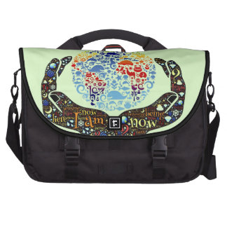 Be One With The Earth Laptop Commuter Bag