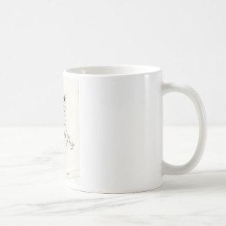 Be open-minded coffee mug