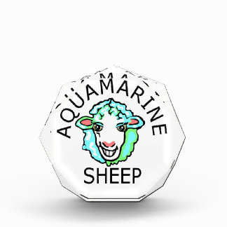 Be Original- Aquamarine Sheep Award