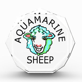 Be Original- Aquamarine Sheep Award