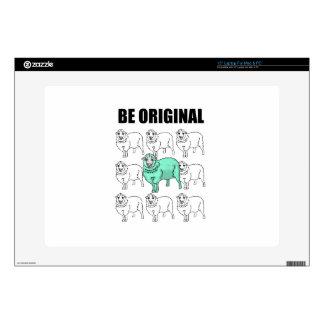 "Be Original Skin For 15"" Laptop"