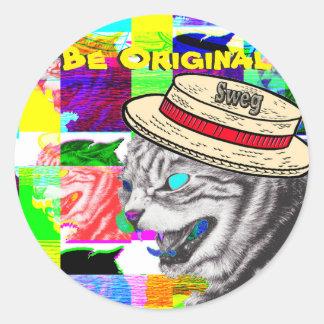 Be Original Sticker