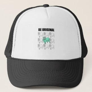 Be Original Trucker Hat
