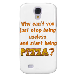 Be Pizza Samsung Galaxy S4 Cover