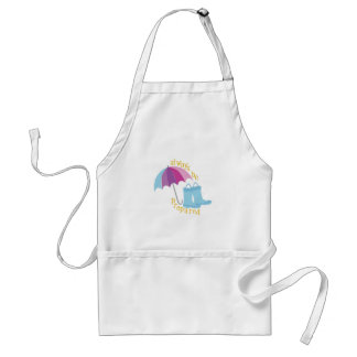 Be Prepared Adult Apron