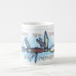 Be Prepared for New Year Coffee Mug