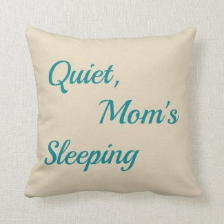 Be Quiet Pillow