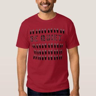 Be Quiet. Shout Loud! Megaphone (Various colours) T-Shirt