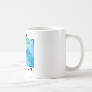 Be Quiet! Silencer RNA Inside (Cell Biology) Classic White Coffee Mug