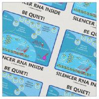 Be Quiet! Silencer RNA Inside Molecular Biology Fabric