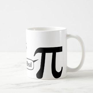 Be Rational Get Real Classic White Coffee Mug