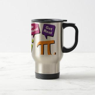 Be Rational - Get Real Travel Mug