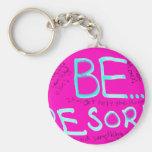 Be_Resourceful Llaveros
