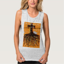 Be Rooted IN His Love Tank Top