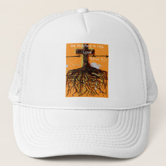 Be Rooted IN His Love Trucker Hat
